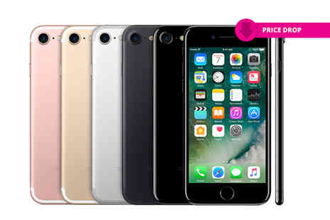 Renew Electronics - Grade B refurbished 32GB Apple iPhone 7 choose from five colours - Save 26%