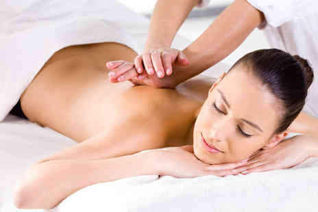 Delucia Holistics - One hour Aromatherapy Massage - Save 72%