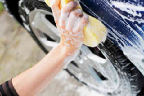 Classic Valet - Hand Car Wash and Polish - Save 60%