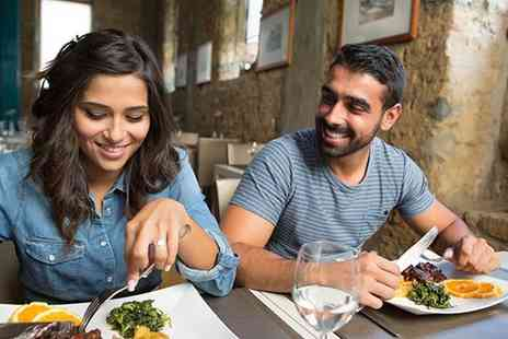 Buyagift - Choice of dinner date experience for two - Save 0%