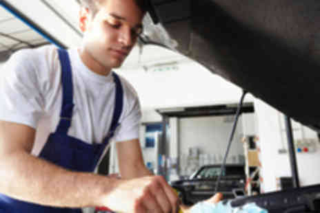 Cardiff MOT Service - MOT and Full Car Service - Save 79%