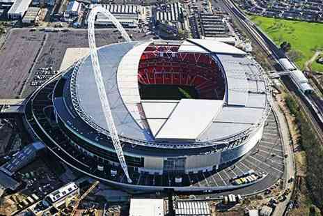 Buyagift - 75 minute guided Wembley Stadium tour for two adults - Save 0%