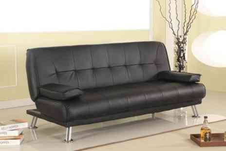 Groupon Goods Global GmbH - Montana Sofa Bed With Free Delivery - Save 72%