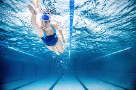 Wildern Leisure Centre - Ten Swimming Passes for Indoor Pool - Save 79%