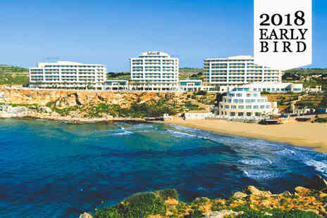 Radisson Blu Resort & Spa - Five Star Early Bird Booking for a Sun Soaked Getaway for Two - Save 37%