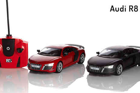 Brand Logic Europe - 1:24 Scale Model Remote Control Cars Choose from 11 Models - Save 30%
