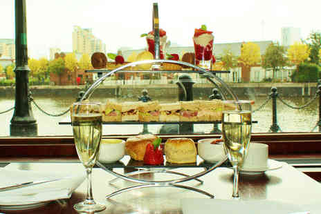 Copthorne Hotel - Sparkling afternoon tea for two - Save 0%