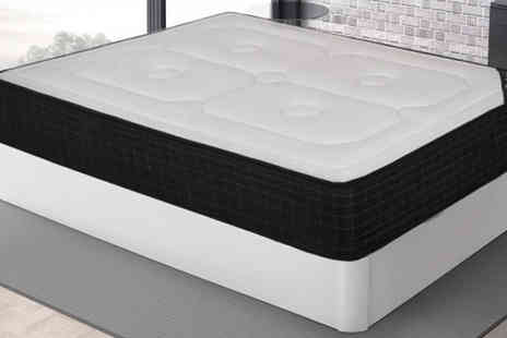 grupo tienda - Single 90 x 190 cm Visco Royal Milan Mattress - Save 86%