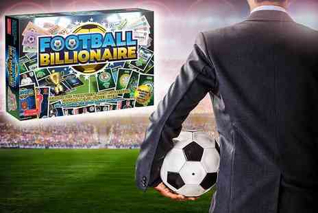 Craze UK - Football Billionaire board game - Save 47%