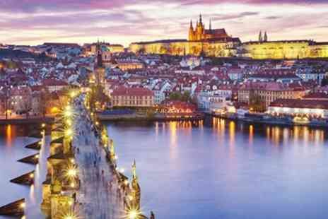 Hotel Don Giovanni Prague - Two night stay with breakfast - Save 0%