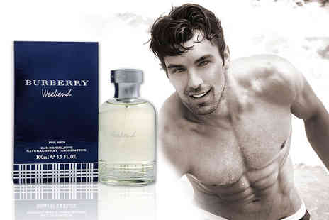 Deals Direct - 100ml bottle of Burberry Weekend EDT - Save 53%