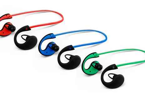 Groupon Goods Global GmbH - Urbanz Extreme Bluetooth Earphones - Save 48%