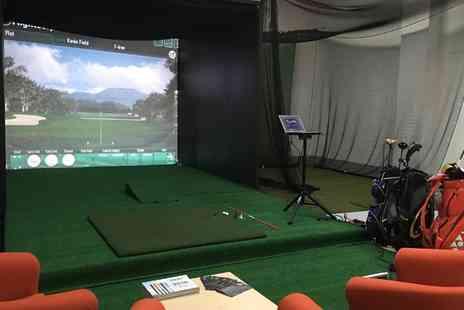 Designer Golf - One Hour Golf Lesson with Optional Golf Club Fitting - Save 0%