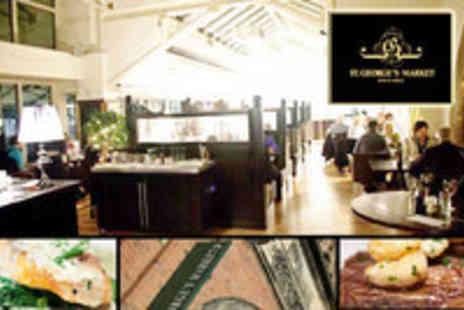 St. Georges Hotel - St. Georges Market 2 Main Courses from the New A La Carte Menu plus Any 2 Drinks - Save 59%