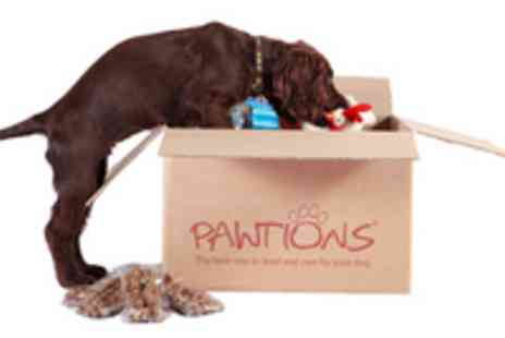 Pawtions - 4 Week Bespoke Package To Feed And Care For Your Dog - Save 68%