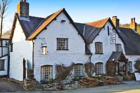 The West Arms - Afternoon tea for 2 with bubbly in North Wales - Save 38%
