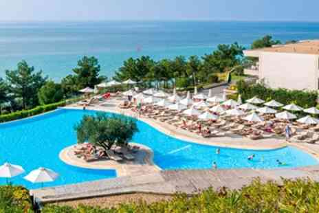 Going Luxury - Five star all inclusive Halkidiki break with private beach - Save 0%