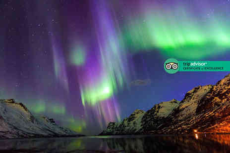 Crystal Travel - Two or three night 4 Star Reykjavik break including flights and optional Northern Lights tour - Save 31%