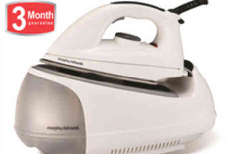 morphy richards - Jet Steam 2200W 42238-A - Save 60%