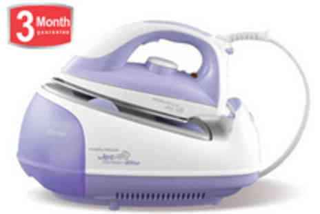 morphy richards - Jet Steam Elite 2200W 42279-A  - Save 56%