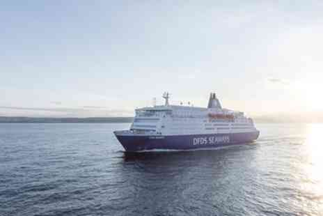 DFDS - Two Night Return Mini Cruise for Two or Four with Breakfast - Save 0%