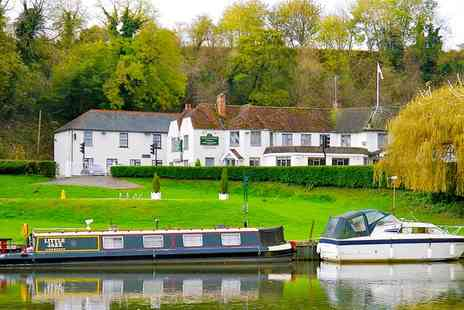 Shillingford Bridge Hotel - Up to Three Nights Stay for Two with Breakfast and Two Course Dinner - Save 35%
