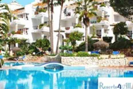 Resorts 4 All - 7 Nights in Spain for 2 Adults and 2 Children including One Bedroom Apartment, Sleeps 4 - Save 64%