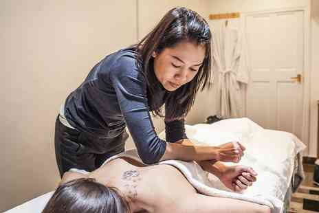 Central Thai Massage - Choice of One Hour Massage - Save 31%