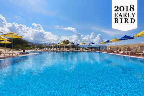Vasia Village - Four Star All Inclusive Family Break For Two - Save 49%