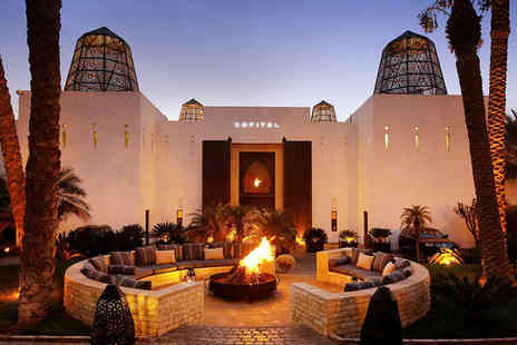 Sofitel Agadir Royal Bay Resort - Five Star Beachfront Luxury with Exclusive Spa Discounts - Save 35%