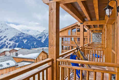 Balcons de la Rosiere - Four Star Family Apartments Stay in the Vanoise National Park - Save 28%