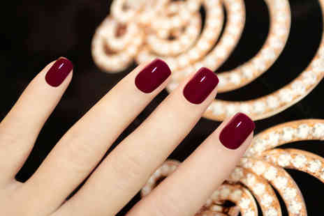 Val Beauty Nails - Shellac manicure - Save 64%
