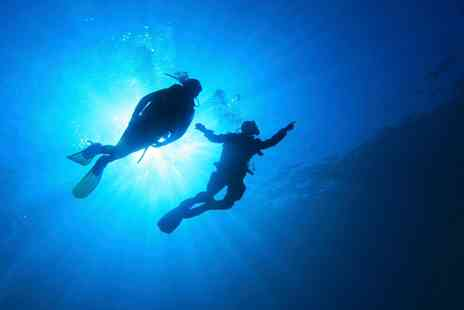 Hidden Depths Scuba School - Two Hour Discover Scuba Session for One or Two - Save 53%