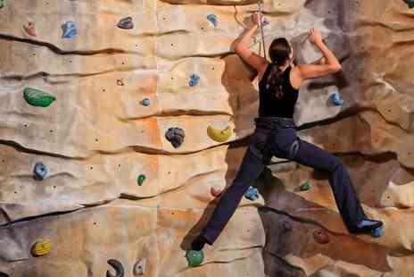 Super Soccer East Kilbride - Introduction to Climbing for Up to Four - Save 58%