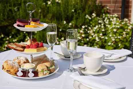 The Lismoyne Hotel - Afternoon Tea with a Glass of Prosecco for Two - Save 44%
