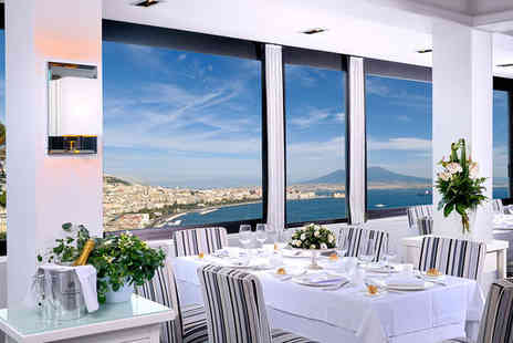 Best Western Hotel Paradiso - Hillside Hotel with Gulf of Naples Views For Two - Save 77%
