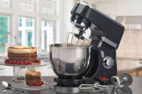 Groupon Goods Global GmbH - Cooks Professional 800W Stand Mixer With Free Delivery - Save 78%