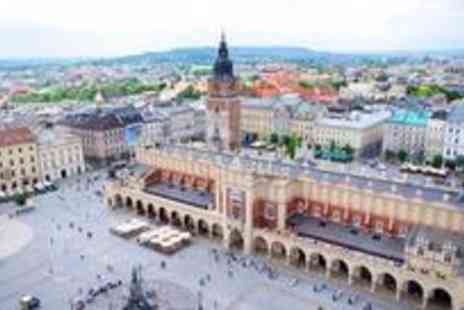 Viva Holidays - Two night break, including flights and breakfast in Krakow with Viva Holidays - Save 45%