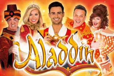 Shone Productions - Aladdin Pantomime on 16 To 21 December - Save 49%