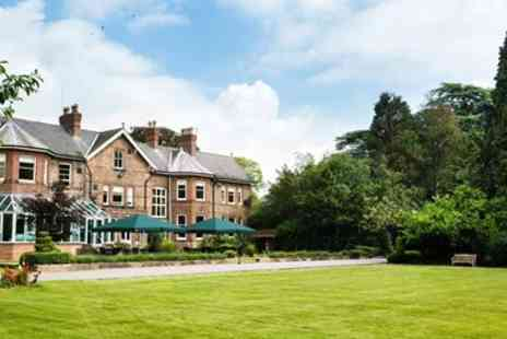 Best Western Burn Hall Hotel - Two nights North Yorkshire stay including cream tea - Save 60%