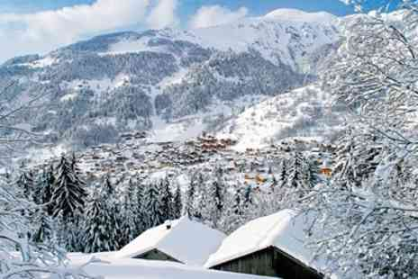 Alpine Elements - Christmas ski holiday to La Plagne With flights - Save 0%