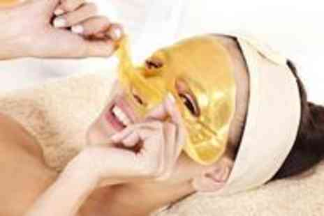 Redstone Shopping - Ten gold diamond collagen facial masks from Redstone Shopping - Save 92%