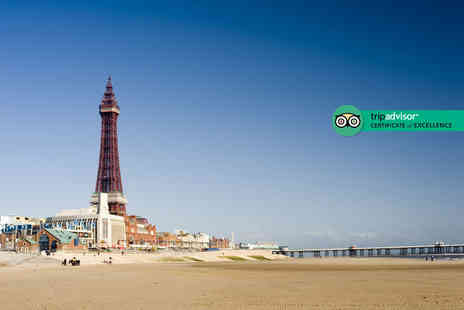 Derwent Hotel - Two nights Blackpool break with breakfast - Save 51%