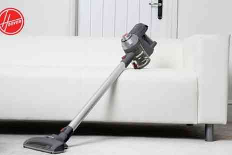 Groupon Goods Global GmbH - Hoover Freedom FD22G Cordless Vacuum Cleaner With Free Delivery - Save 74%