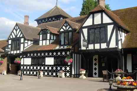 Hever Hotel - One or Two Nights for Two with Breakfast and Option for Two Course Dinner - Save 0%
