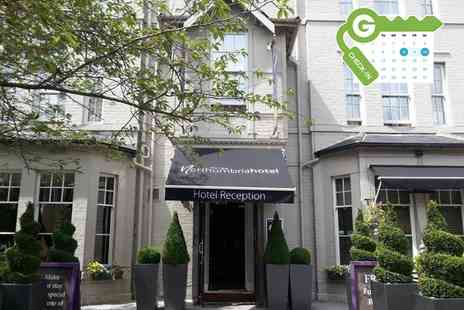 New Northumbria Hotel - Double Room for Two with Early Check In and Late Check Out - Save 0%