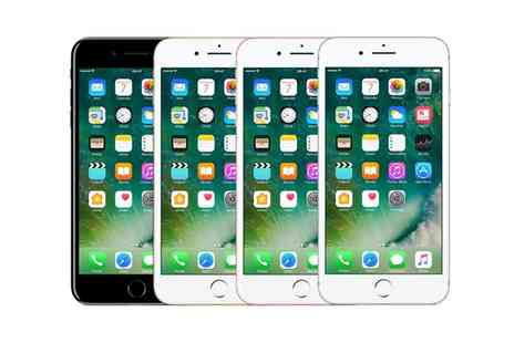 buy mobiles - Apple iPhone 7 Plus on 24 Month Three Essential Plan with Unlimited Minutes and Texts With Free Delivery - Save 85%