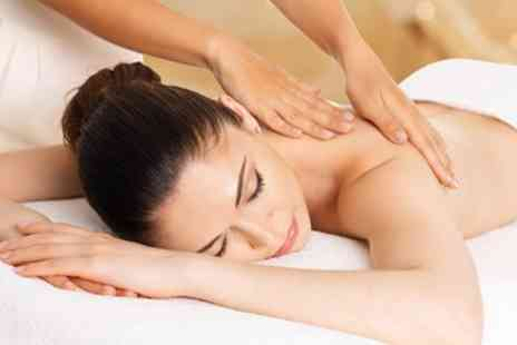 The Angel Therapy Rooms - 45 minute Swedish body massage - Save 38%
