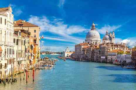 Bargain Late Holidays - Two or three night Venice trip with breakfast and flights - Save 35%
