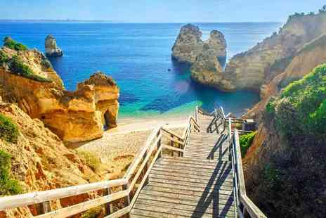 Tour Center - Three, five or seven night all inclusive Algarve break with flights - Save 53%
